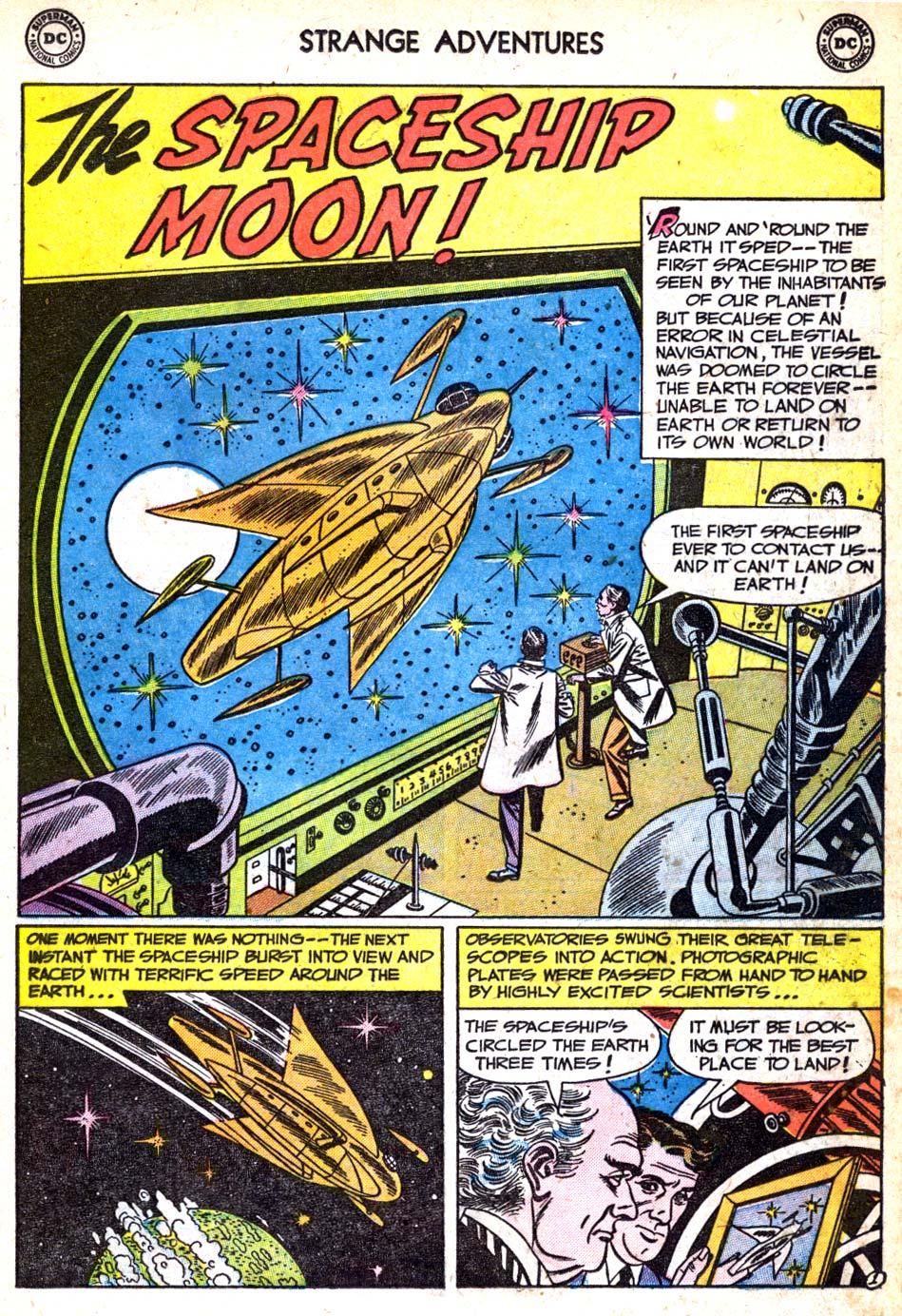 Strange Adventures (1950) issue 25 - Page 19