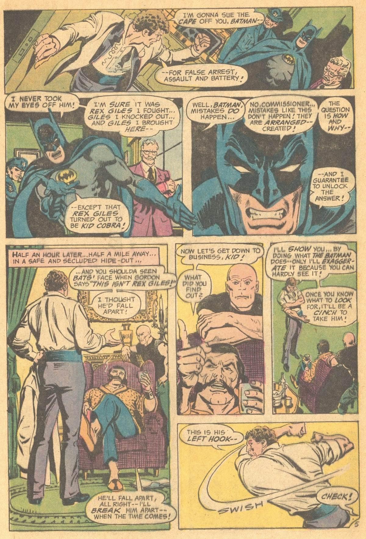 Detective Comics (1937) 454 Page 8