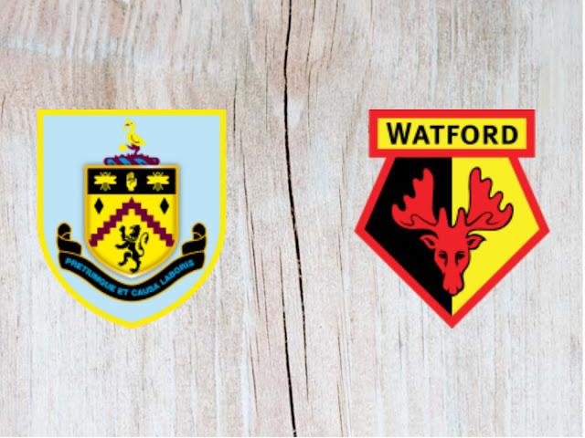 Burnley vs Watford - Highlights - 19 August 2018