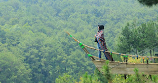 Info Lengkap Wisata Alam Panorama Pabangbon Leuwiliang Bogor
