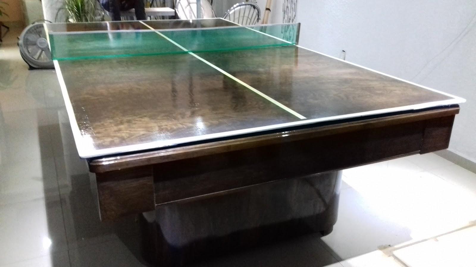 22407aaf6 ... tapa que consta de dos piezas que nosotros te podemos fabricar a la  medida de tu mesa y así darle un uso distinto para que no solo sea de un  solo juego.