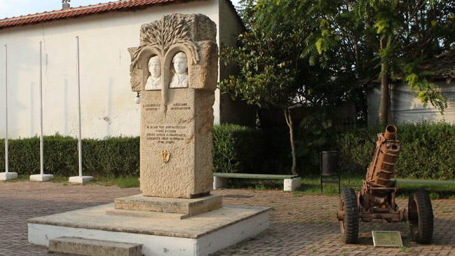 Επιμνημόσυνη δέηση υπέρ των πεσόντων Εβριτών καταδρομέων κατά την τουρκική εισβολή στην Κύπρο το 1974