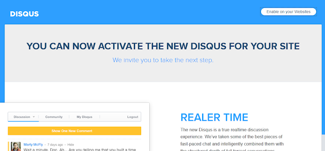 Disqus 2012 invitation