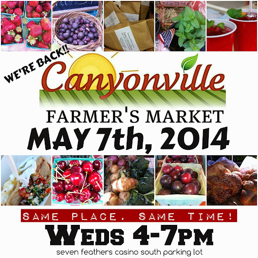Market Opens May 7th!