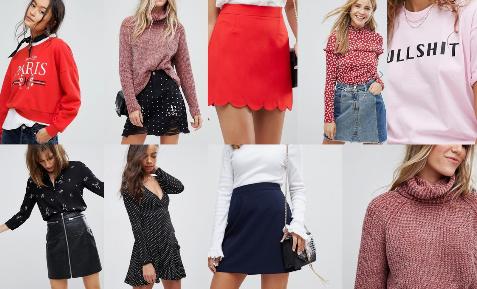 Wishlist | ASOS Under £20