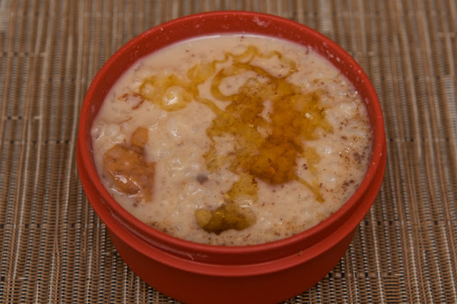 Lyle's Golden Syrup - Rice Pudding