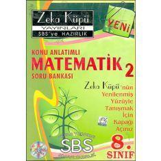 Zeka Küpü 8.Sınıf Matematik-2 Konu Anlatımlı Soru Bankası