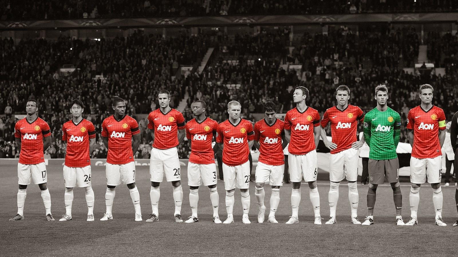 Manchester United Football Club Wallpaper