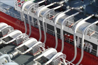 LNG Ship to Ship Transfer