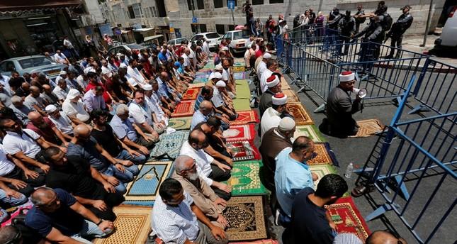 Israel Larang Khutbah di Masjid Al-Aqsha Selama 4 Bulan