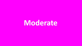 Prostatomegaly Moderate