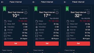 Paket Murah Telkomsel Best Deal