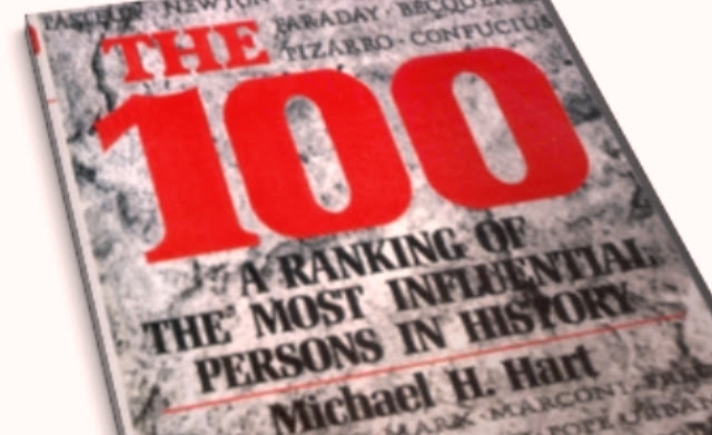 The 100 A Rangking Of The Most Influential Persons In Histor