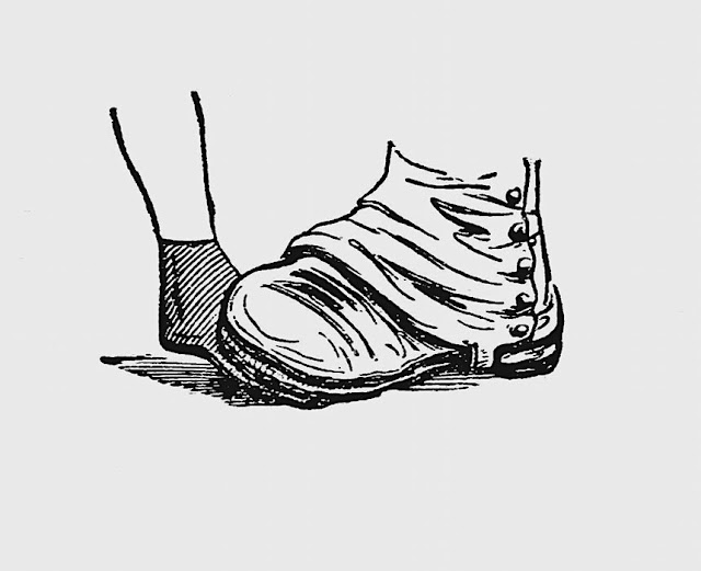 clumsy dancer cartoon 1855
