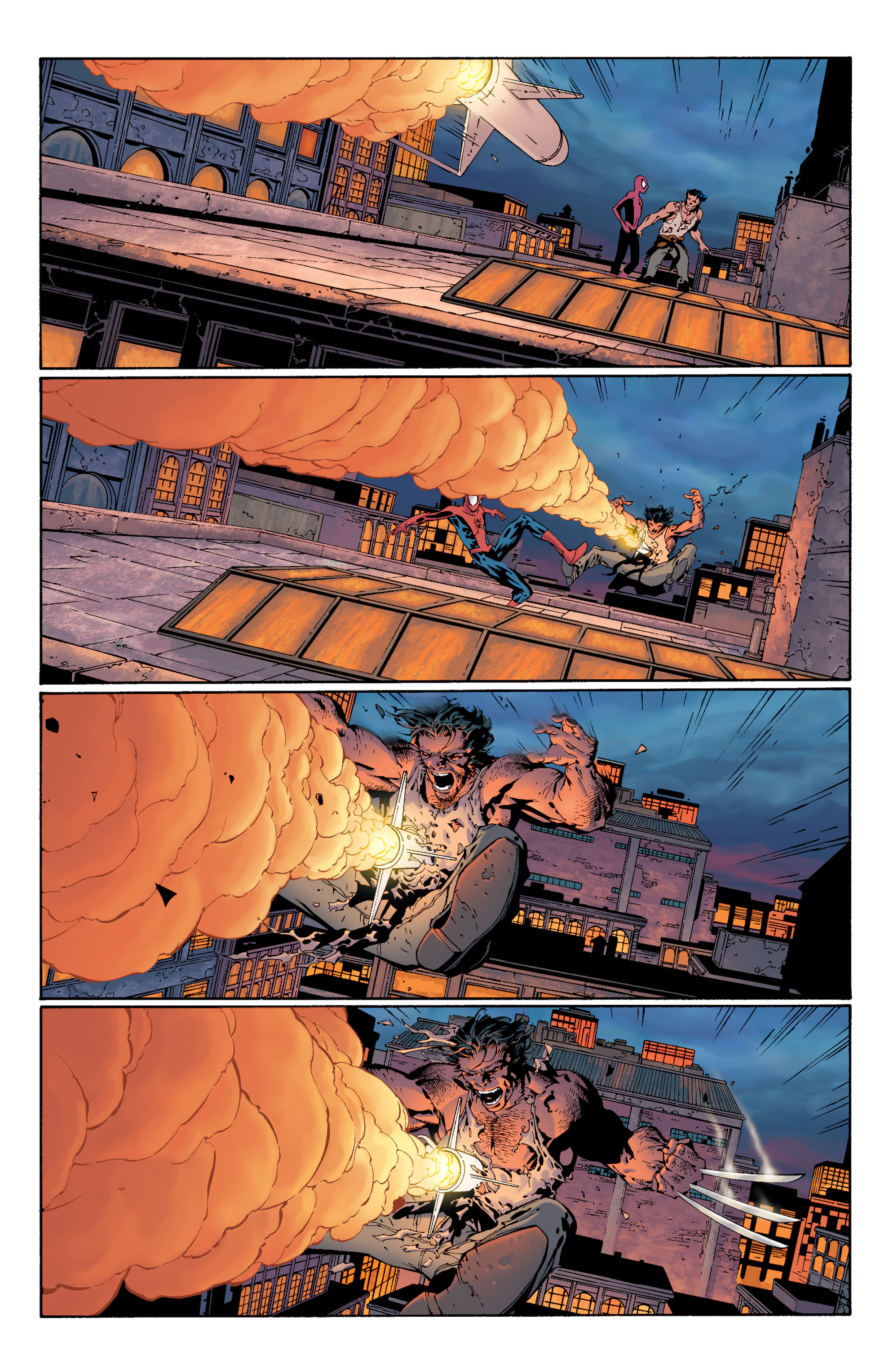 Read online Ultimate X-Men comic -  Issue #36 - 3