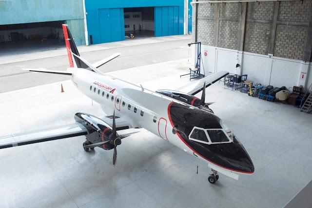 Air Century obtiene los permisos de vuelos regulares hacia Haití