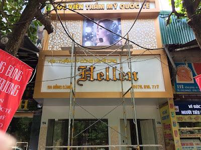 Thiết kế, thi công biển quảng cáo đẹp giá rẻ tại Nghệ An