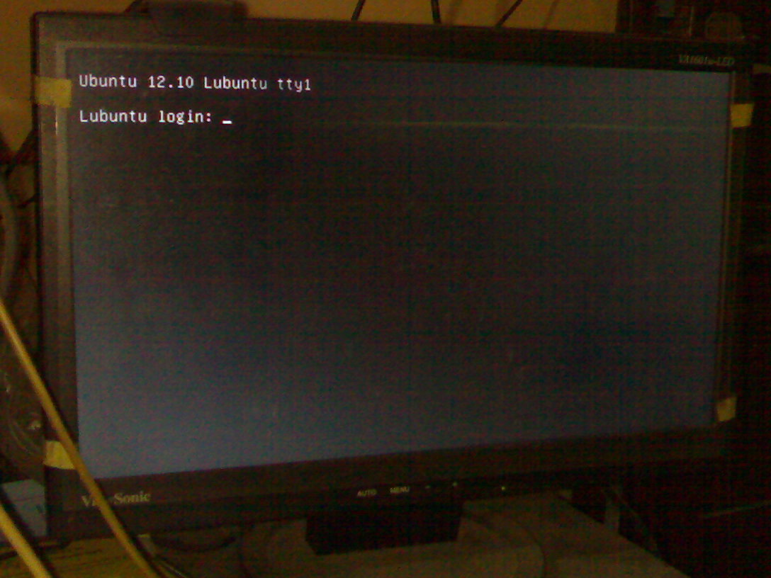 Changing resolution in every reboot in lubuntu as well as