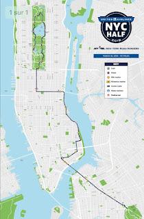 United NYC Half 2018