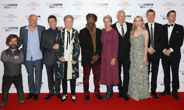 Resultado de imagem para three billboards outside ebbing, missouri elenco