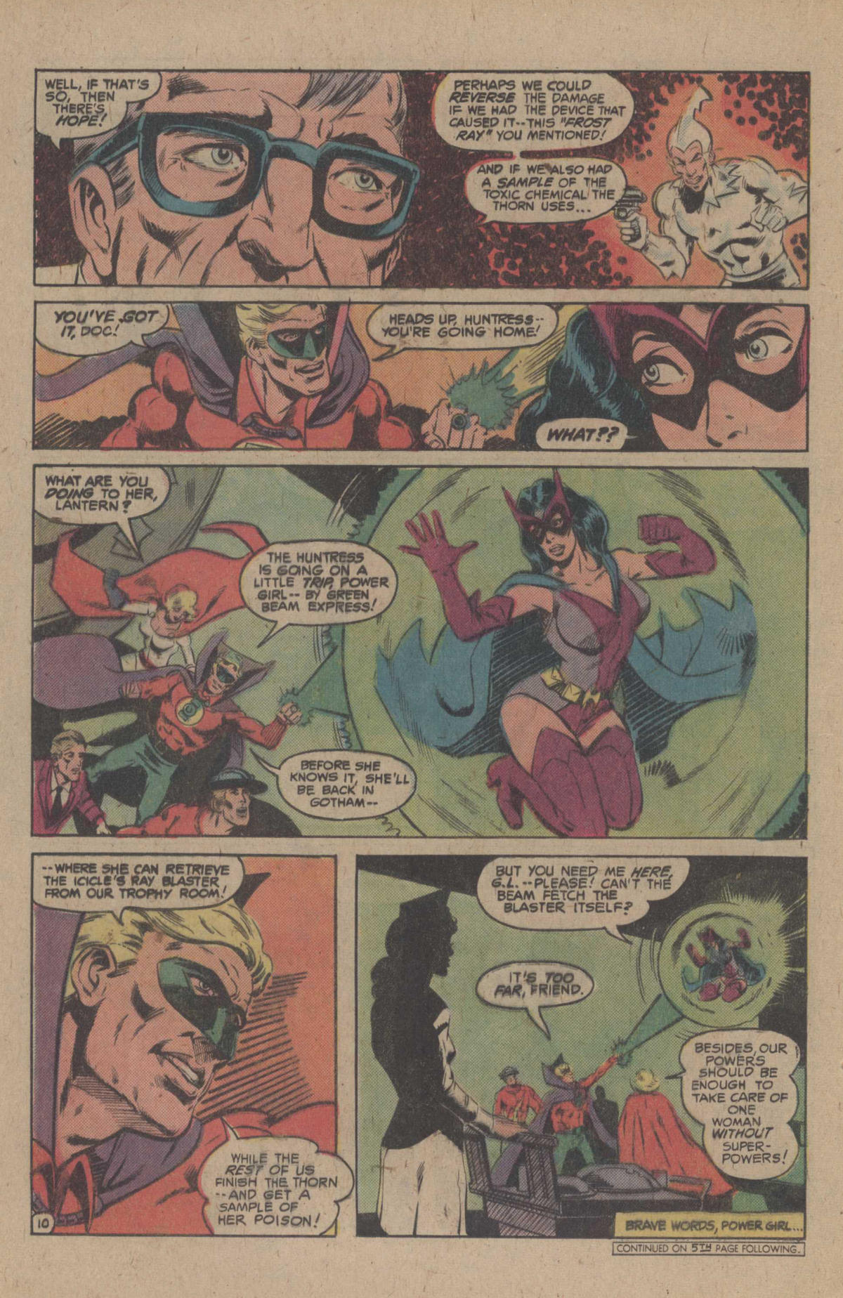 Read online All-Star Comics comic -  Issue #72 - 16