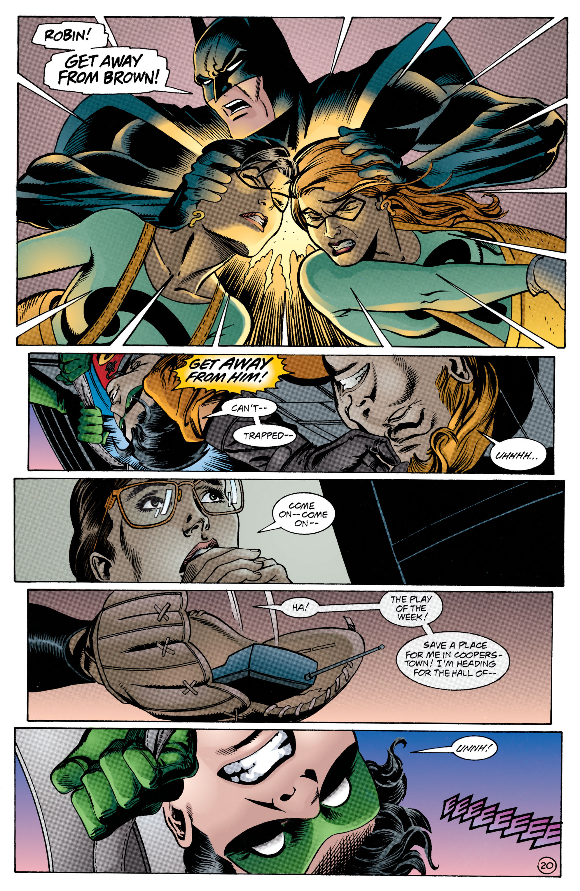 Detective Comics (1937) 707 Page 20
