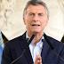 Mauricio Macri a Moyano: 'Que no se ponga nervioso, que se presente en la Justicia y que demuestre que tiene todo en orden'