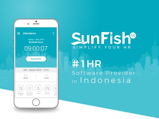 SunFish Go Absensi Online