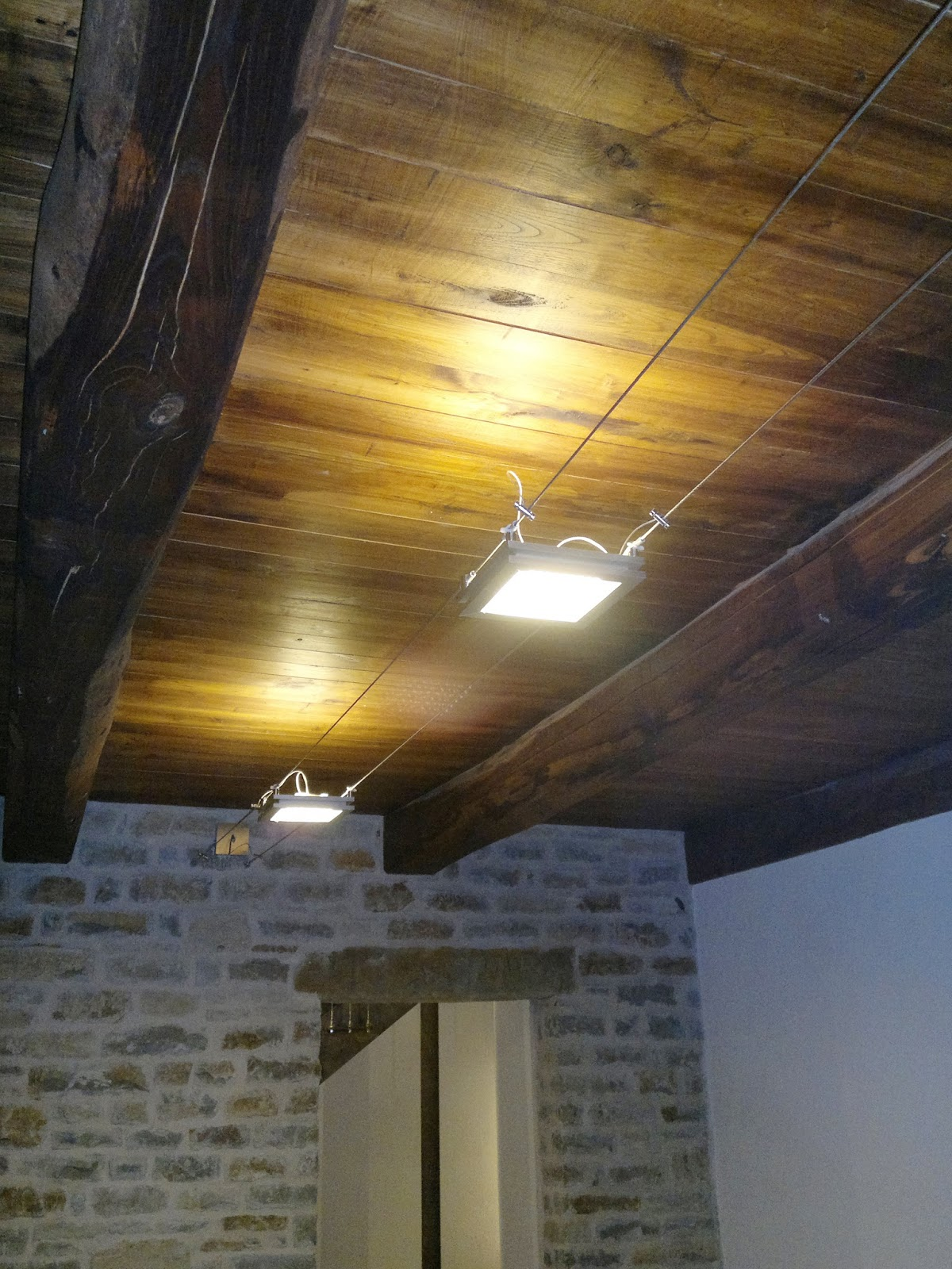 Illuminazione Led casa: lluminare a Led una mansarda, illuminare a Led ambien...