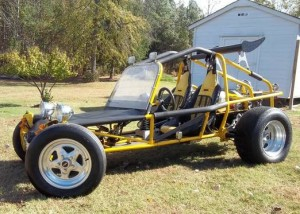 Build Your Own Dune Buggy