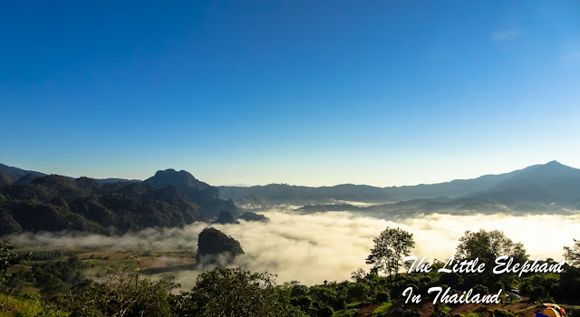 Phu Lankha in Phayao - North Thailand