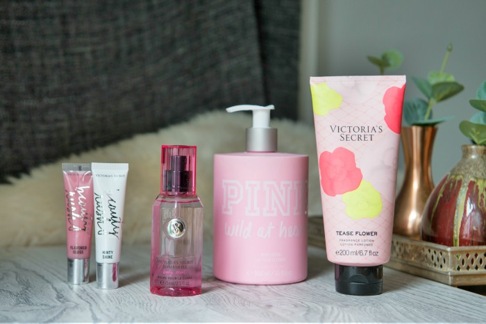 Victoria's Secret bath and beauty products