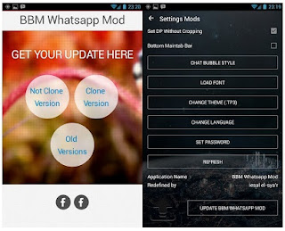 Download BBM Mod WhatsApp V3.0.1.25 Apk