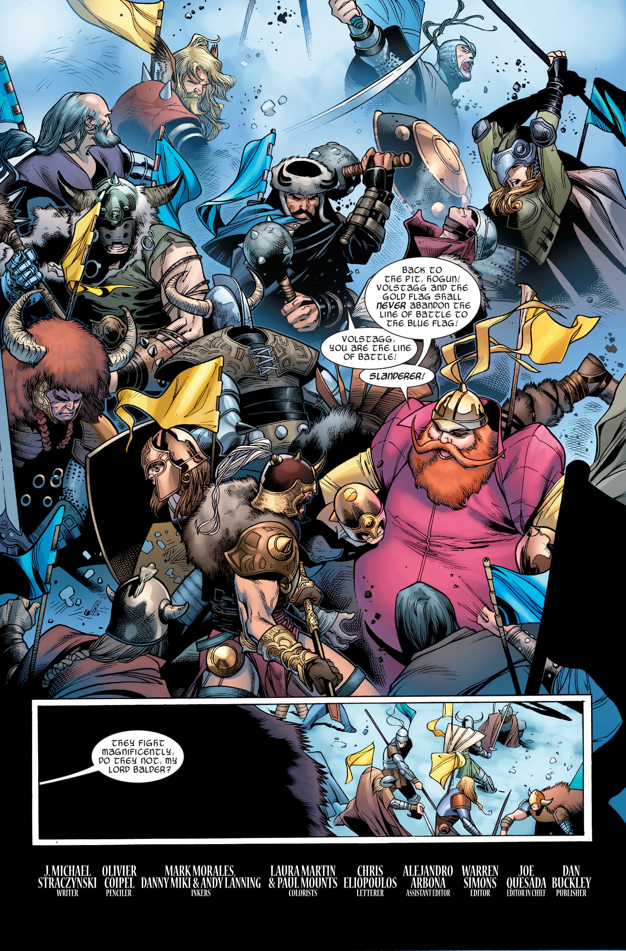 Thor (2007) Issue #11 #11 - English 2