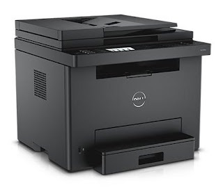 Dell Color E525W Printer Driver Download
