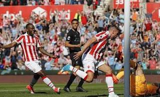 Stoke City vs Liverpool 1-2