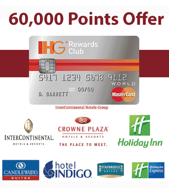 60,000 Point IHG Offer (Holiday Inn) - We Travel Cheap