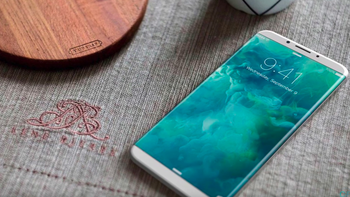 iPhone 8 features concept
