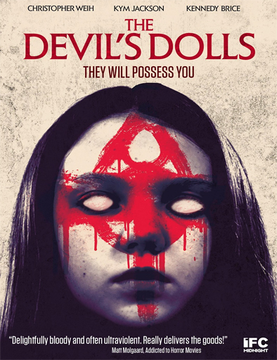 The Devil's Dolls (2016)