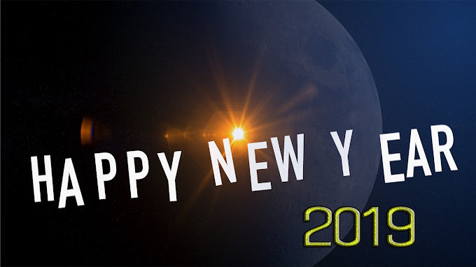 Happy New Year -2019  Wishing Quotes, Images (Photos) For Sharing Whatsapp,Facebook,Twitter