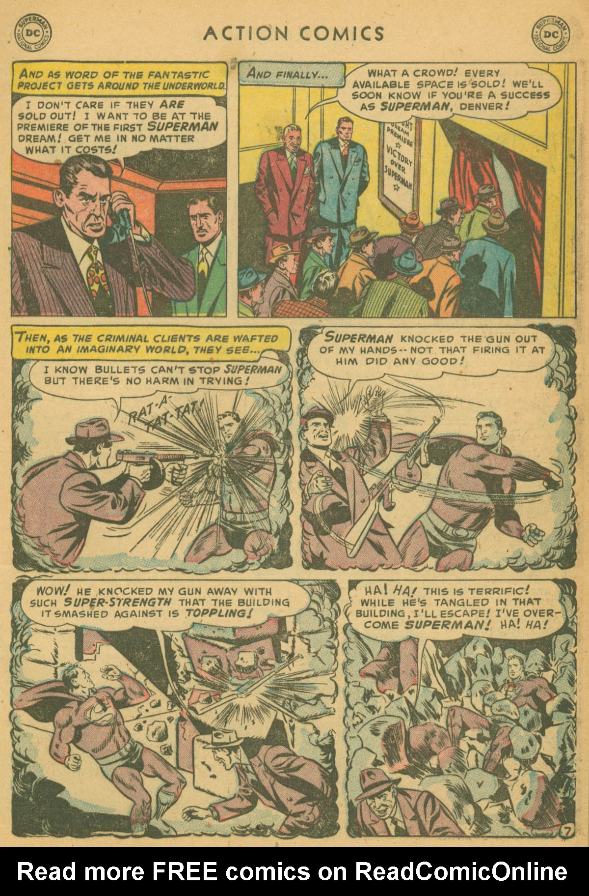 Read online Action Comics (1938) comic -  Issue #178 - 9