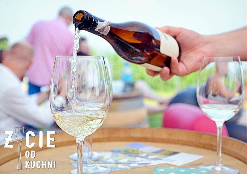 gruzinskie wino, poznaj smak gruzji, nalewanie wina, degustacja wina, vinisfera, georgian wine agency, malinova, zycie od kuchni winnica srebrna gora