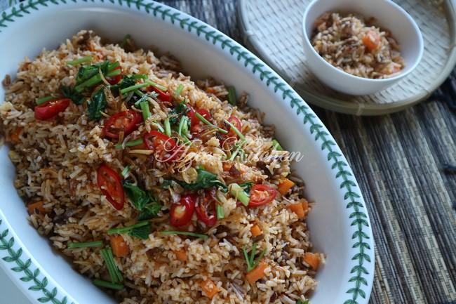 Nasi Goreng Sardin Sangat Sedap Azie Kitchen