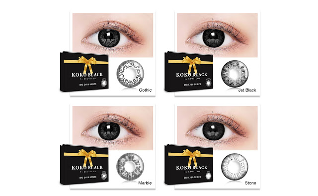 Varian Softlens Koko Black