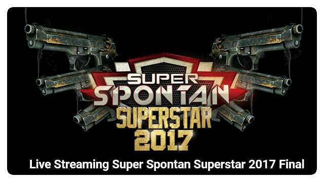 Live Streaming Super Spontan Superstar 2017 Final