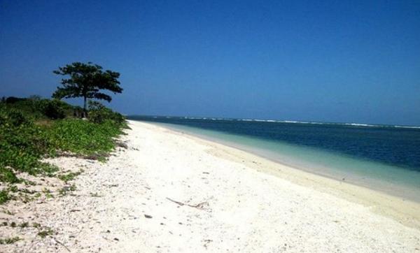 tempat wisata sukabumi pantai ujung genteng