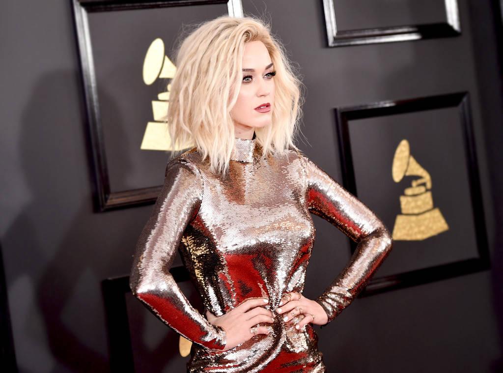 Katy Perry culpa a Ed Sheeran de no estar en el número uno