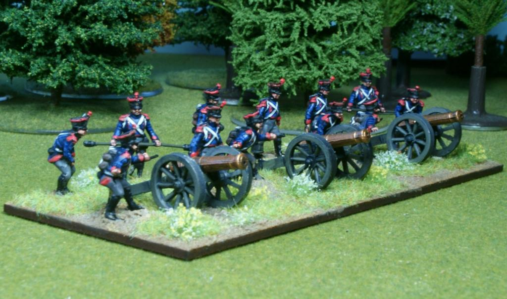 Waterloo To Mons Airfix Waterloo French Foot Artillery