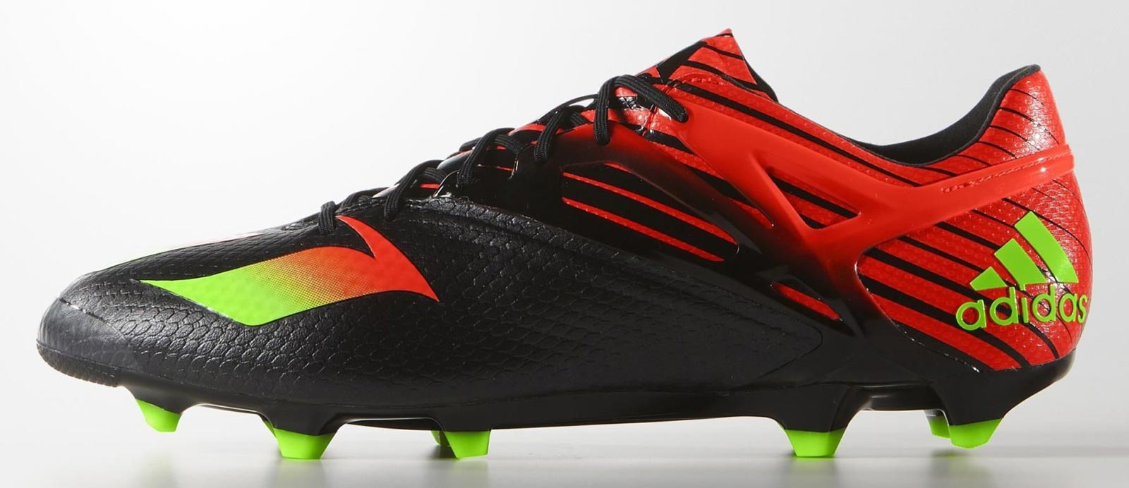 Adidas Messi 15.1 Black / Solar Green / Solar Red