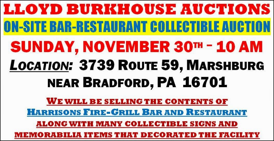 Burkhouse Auctions